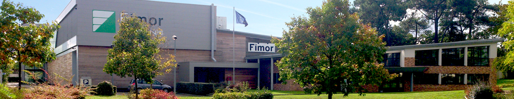 Company profile : view of FIMOR factory in Le Mans