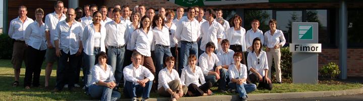 l'équipe FIMOR