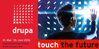 salon DRUPA logo 2016