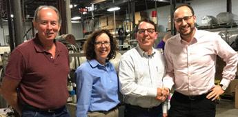 Fimor a racheté une entreprise de polyuréthane aux USA : Harkness Industries